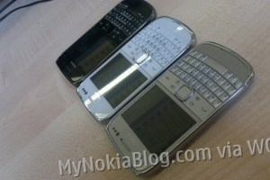 Poll and Gallery: Black, White or Silver Nokia E6-00?