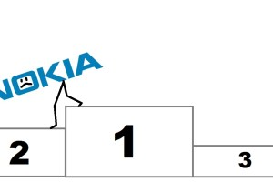 Nokia to be dethroned as number 1 smartphone manufacturer?