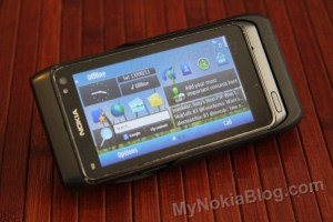 Accessories: Nokia N8 External Battery Pack built into N8 case, unboxing, video demo, gallery and review