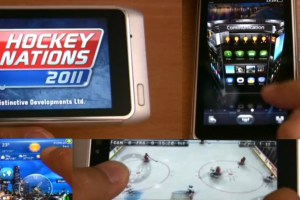 N8 Demo videos: SPB Shell 3D on Belle, Hockey Nation 11 and Belle Browser Copy and Paste