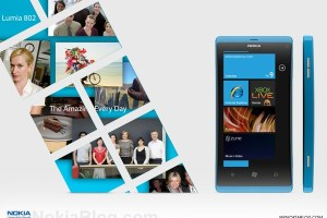 My Dream Nokia #34: Nokia Lumia 802 Windows Phone 8 Concept