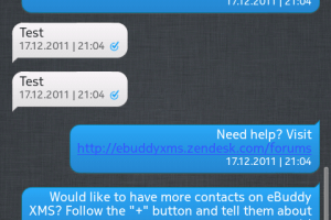 Rant: Feedback on eBuddy XMS Beta