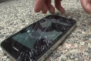 Video: Lumia 800 Continues to Get Thrashed with Multiple Drop Tests.