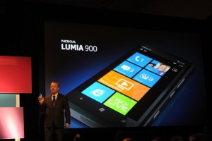 Nokia Lumia 900 Officially Launched!! (Updated with video and official pics)