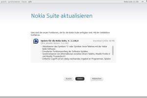 Nokia Suite v3.3.86.0 update mentions updating S^3/Anna to Nokia Belle.