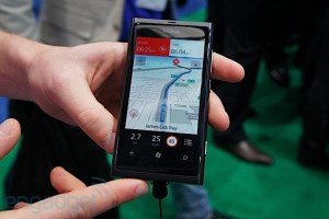 Video: Nokia Drive 3 demoed on the Nokia Lumia 800