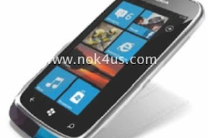 Is This the Lumia 610 (low end WP)??