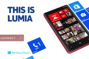 Videos: Nokia UK Nokia Lumia TV ad (820/920)