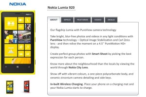 Yellow Fatboy Charging Pillow free to first 100 Allphones Customers who buy Lumia 920 online [Australia]