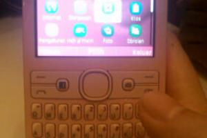 Leak: Nokia Asha 205 (With Dedicated Facebook Button) & 206?