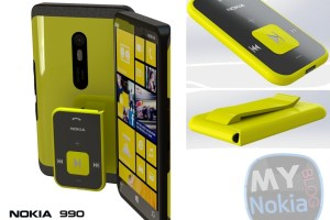 My Dream Nokia #72: Nokia Lumia 990 concept, Quad/Octo core, 16MP PureView V1/V2 camera, 5″ 1080p screen