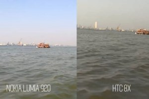 Video: Nokia Lumia 920 Video Stabilization Tested Against HTC 8X