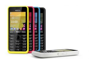Nokia Announce Nokia 301 at #MWC13