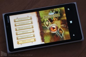 Lumiapps: SIMS Medieval exclusively available for Nokia Lumia