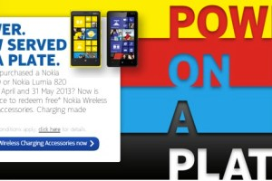 Nokia Australia Promotion: Free Wireless Charging Kit for Lumias bought April 1 2013 – May 31 2013