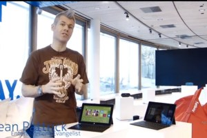Video: Dean Pattrick demoes Nokia Music for Windows 8