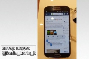 Video: Nokia Lumia 720 vs Samsung Galaxy SIV – quick browser demo (Droidlag?)