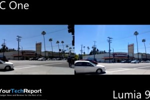 Video: PureView OIS in Nokia Lumia 920 vs UltraPixel HTC One
