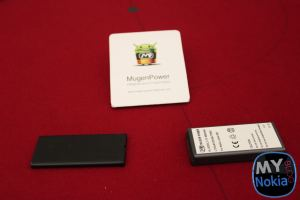 Accessories: MugenPower's 3600mAh Nokia Lumia 820 Battery