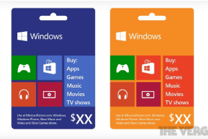Windows Phone Marketplace Will Finally Support Gift Cards (rather than Microsoft Points)