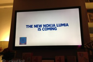 New Nokia Lumia teaser spotted on Channel 4 adverts – 'hump' sightings reported?! Metal casing? EOS/Catwalk