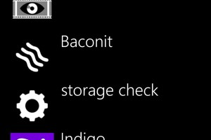 Lumiappdates: Blink, Storage Check, Baconit, Indigo, Ringtones and Royal Revolt