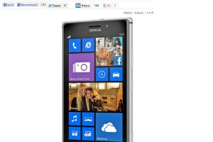 The Independent puts Nokia Lumia 925 as top of 10 best new smartphones