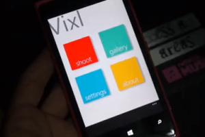 App Sneak Peek: Vixl; Instagram like Filtered Videos for Windows Phone