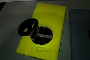 Nokia EOS Leaks; Packs a Huge Camera Bump