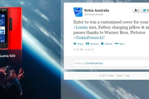 Win a Nokia Lumia 920, silicon cases, Fatboy Pillow and double passes to Man of Steel