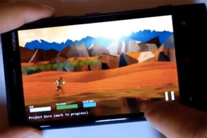 MNB RG: Seasons – fun looking runner game demoed on Nokia Lumia 920