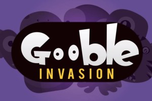 AshaApps: Gooble Invasion, available for Free at Nokia Store.
