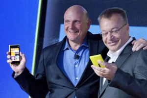 Steve Ballmer Stepping Down From Microsoft's CEO Position