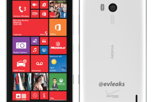 LeakyLeak: Nokia Lumia 929 in White