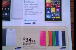 Harvey Norman now stocking the Lumia 1520