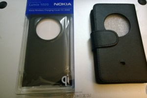 Accessories: DIY Wireless Charging wallet case for Nokia Lumia 1020