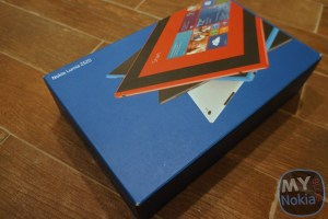 Video & Gallery: Our Nokia Lumia 2520 Unboxing (Red – Global Variant)