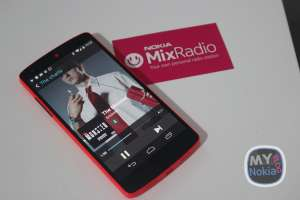 Nokia X Apps on Other Androids – MixRadio & Store