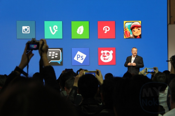 Elop and new apps