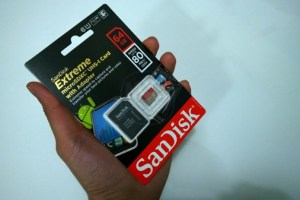 Accessories: Sandisk Extreme Plus 64GB MicroSD for Nokia Lumia 1520 – video no longer stuttering.