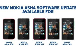 Video: New Nokia Asha Software update for 230, 500, 501, 502 and 503
