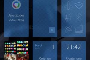 Jolla Hacks: Unlimited Multitasking and Control Center