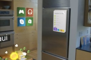 Windows Holographic brings super futuristic looking interactions