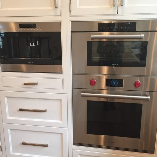CABINETS AND OVENS