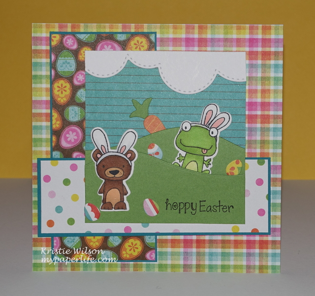 2015 Card 31 - Taylored Expression Somebunny Loves You-001