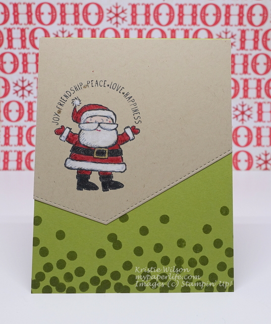 2015 Card 54 - Stampin Up Get Your Santa On-001