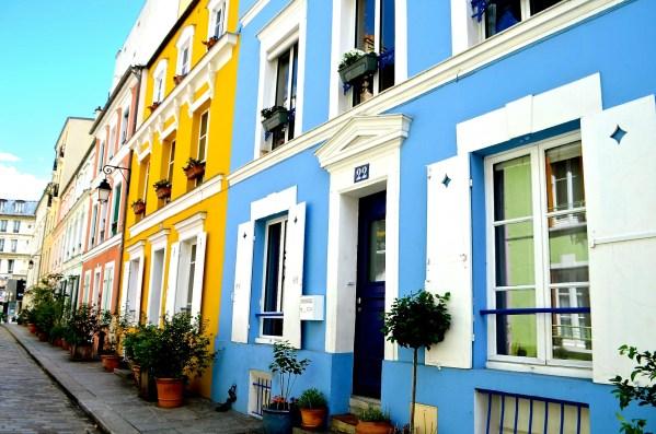 rue cremieux paris coclorful street paris blog