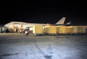 israel aide hurricane sandy