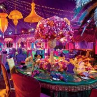 Create an Arabian Nights Theme