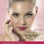 Oriflame khuyến mãi Ngày Lễ Tình Nhân Valentine Day 14-2-2013